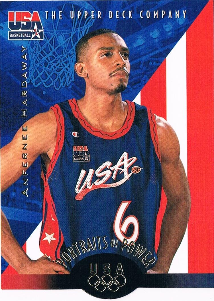 Anfernee Hardaway Cartes NBA Us Collections Echanges Marketing